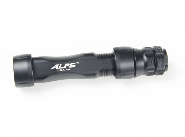 Alps ARD matt black reel seats 18