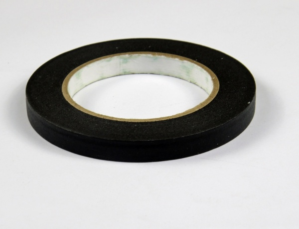 Black Masking Tape 12mm
