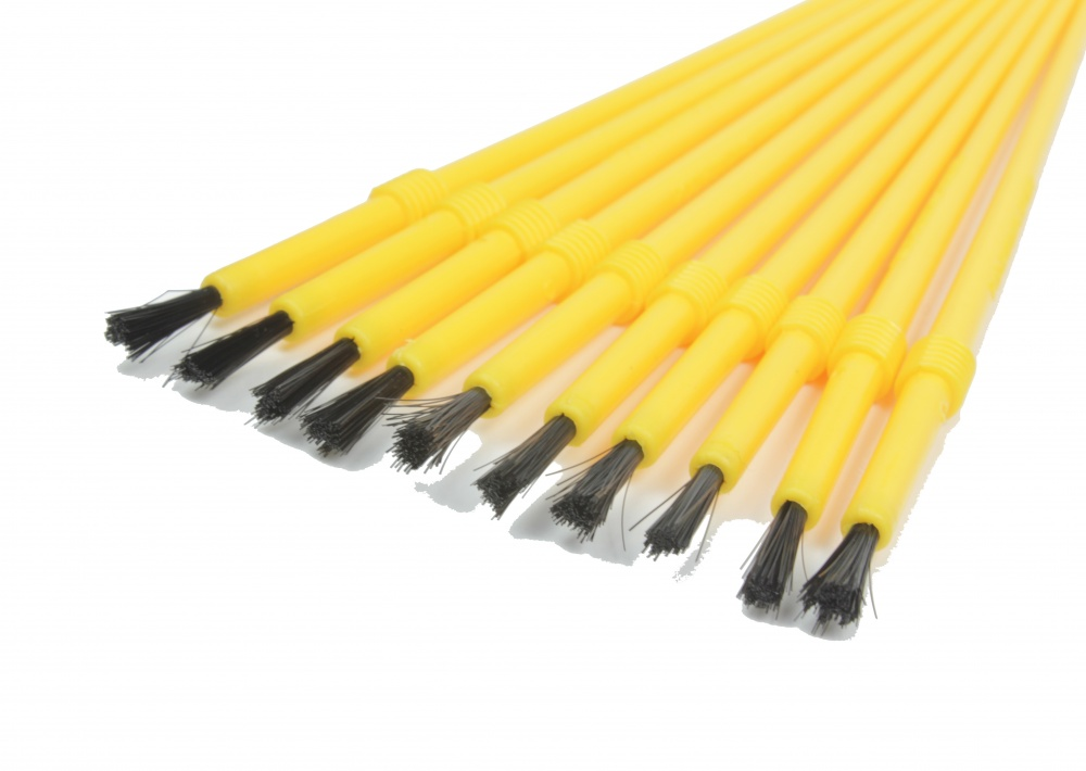 1/4'' disposable brushes